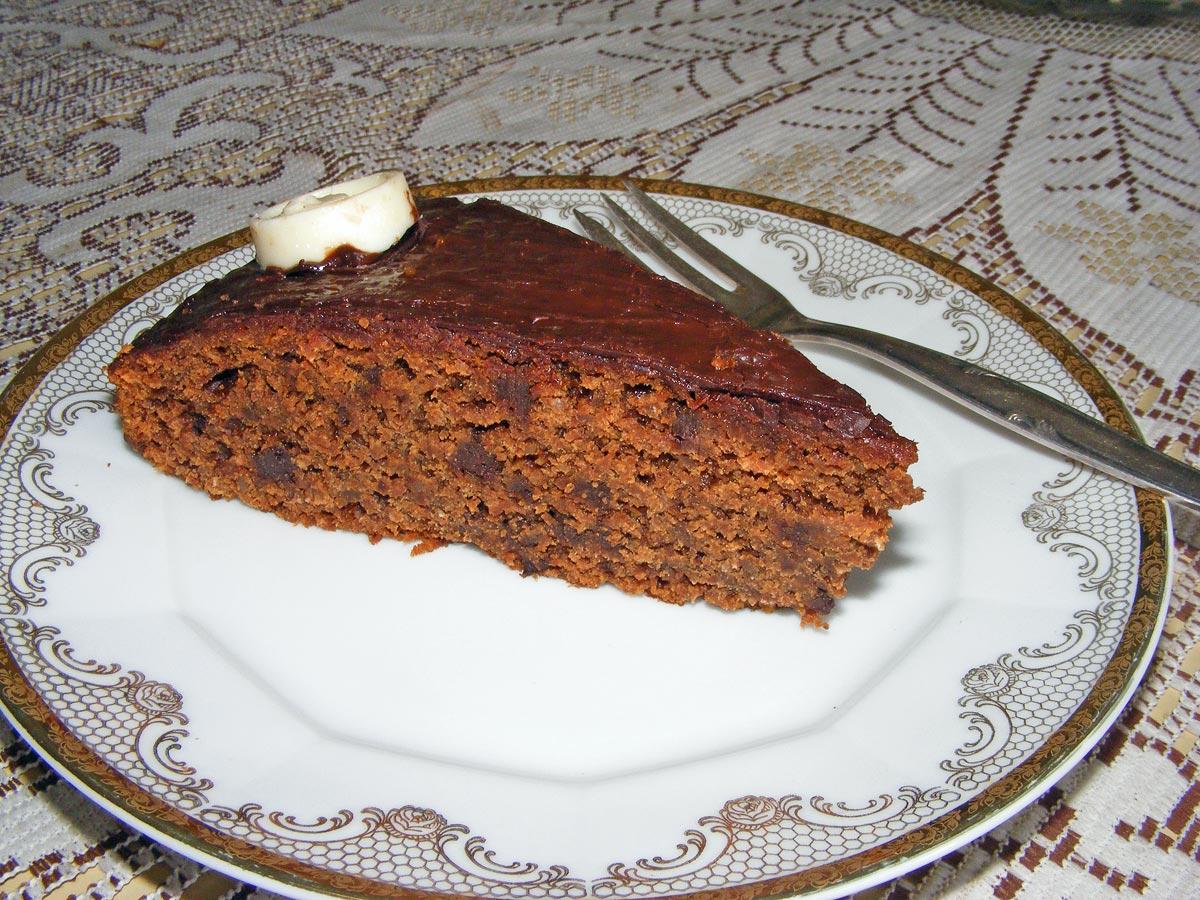 Chocolate Nut Cake Schokoladen Nuss Kuchen Charlottes Home Made